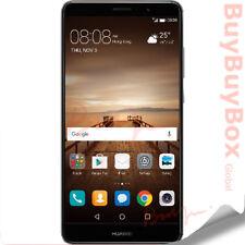 Gold Huawei Mate 9 Bar Network Unlocked Mobile Phones