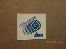 QMJHL Cataractes Vintage Team Logo Hockey Sticker
