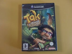 Tak And The Power Of Juju Nintendo Gamecube PAL Complete