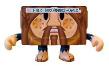 DOLBEE vinyl cassette figure - PETE FOWLER - ATP vs The FANS II Festival - OWL