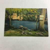 "VINTAGE 1930s Mini Photographs Souvenir Pictures 3X2""Roung Spring Eminence MO"