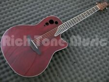 Ovation Applause Elite AE44II - Ruby Red