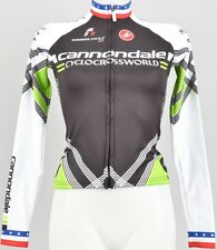 Castelli Cannondale CyclocrossWorld  WMN LS Thermal Jersey, XS, J233(U)