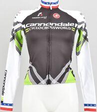 Castelli Cannondale CyclocrossWorld  WMN LS Thermal Jersey, XS, J233(U)