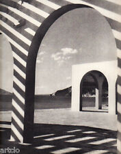 "Sibylle de Kaskel - Madrid - Photogravure in  "" AMG 1937 """