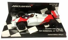 Minichamps McLaren MP4/1C #8 Silverstone Test 1983 - Stefan Bellof 1/43 Scale