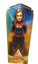 Captain Marvel Deluxe Hero Doll with Marvel's Goose New* Marvel Universe