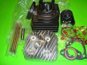 PG HONDA DIO Elite 54mm Stroker Bore kit w/race porting & performance cyd. head