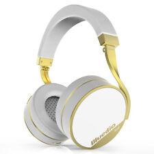 Bluedio Vinyl Plus Top-Design hochwertiger Stoff Bluetooth Kopfhörer, white