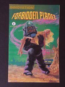 Forbidden Planet #1, Innovation
