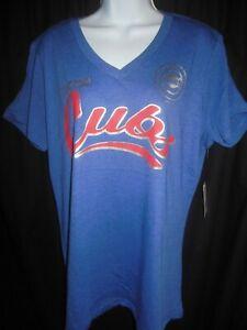 Chicago Cubs MLB Women's G-III Shirt