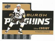 15-16 Sidney Crosby Tim Hortons Canada Diecuts Insert Card #TH11 Mint