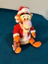 Disney Tigger Dancing Plush Toy Animated Christmas Decoration