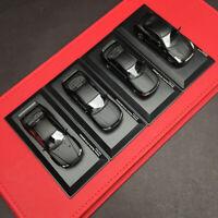 Kyosho 1:64 Nissan Skyline GTR GT-R R32 R33 R34 R35 Set Diecast Model W/Case