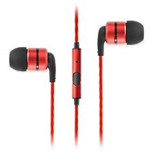 SoundMAGIC E80 S RED In-Ear Headphones Earphones Headset earbuds with Microphone