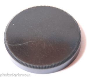 for Pentax Screw Mount - Plastic Rear Lens Cap - USED X144