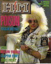 rivista - H/M HEAVY METAL - Anno III Numero 45
