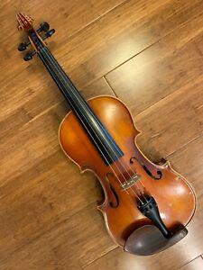 Viola - Erich Pfretzschner 1978 - Copy of Antonius Stradivarius model E11