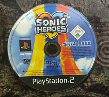 Play Station 2 Spiel PS2 Sonic Heroes  Spiel