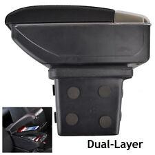 Dual Layer For Hyundai Elantra Touring i30 FD 2007-2011 Center Console Armrest