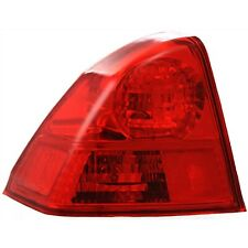 Rear Brake Light Taillight Lamp Left Lh Driver Side For 03 05 Honda Civic Sedan Fits 2004 Honda Civic
