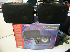 SKYTRONIC enceinte 100-009 2 voies 100 w 8 ohms  2 piece