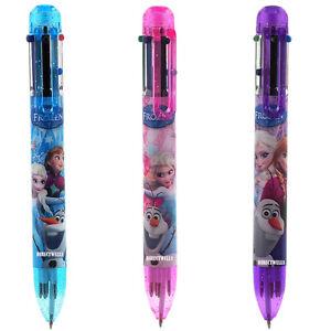 Disney Frozen Authentic Licensed Multicolors Pen - Choose Your Color