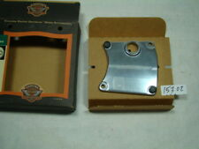 Harley FXR primary inspection cover 60642-85A NOS polished FXRD FXRT EPS15702