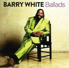 CD musicali per Blues Barry White
