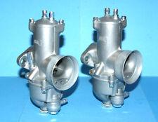 Amal 930 carburetter Pair Premium 2 carburateur t120 t140 a65 Lightning commando