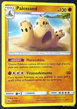PALOSSAND 75/149 Rara in Italiano POKEMON Sole e Luna