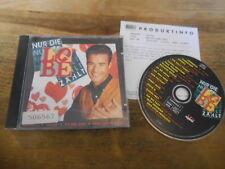 CD OST Soundtrack - Nur die Liebe zählt (17 Song) EDEL ULTRAPOP jc / Presskit