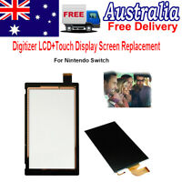 Digitizer Display Glass Touch Screen Lens Assembly For Nintendo Switch Console