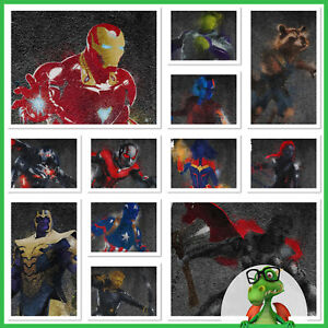 TOPPS MARVEL COLLECT DIGITAL CHALK ART BRICK & BLACKTOP  W/AWARDS