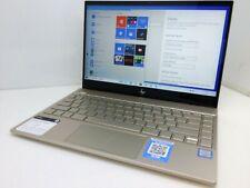 "HP ENVY 13-ah0051wm 13.3"" Full HD Intel i5-8250U Quad 8GB- 256GB SSD Gold Laptop"