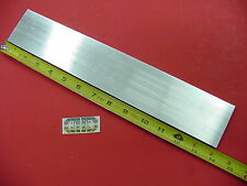 "3/16"" X 2-1/2"" ALUMINUM 6061 FLAT BAR 14"" long T6511 .187"" Mill Stock"