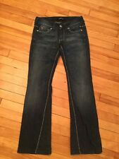 """Serfontaine """"Rodeo"""" Medium Wash Boot Cut Jeans, Size 25"""