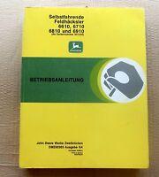 John Deere 6610 6710 6810 6910 Reparaturhandbuch Werkstatthandbuch