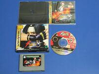 SEGA Saturn THE KING OF FIGHTERS 95 w/RAM Import Japan
