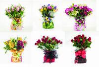 Bouquet Flower Boxes Living Vases Florist Box Flower Plant Aqua Boxes