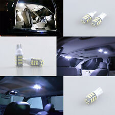 4x Super bright 6000K XENON WHITE 42 LED SMD BACK UP LIGHT BULBS REVERSE