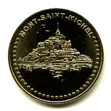 50 MONT-SAINT-MICHEL Le Mont 3, Face à points, 2016, Monnaie de Paris