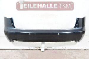 Audi A6 C6 Avant Heckstoßstange Stoßstang hinten PDC Austerngrau LZ7Q 4F9807511A