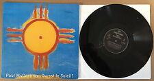 """PAUL McCARTNEY-12"""" SINGLE """"OU EST LE SOLEIL"""" PARLOPHONE 2034136 (ITAL. IMP.)1989"""