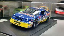 Quartzo 1:43 Diecast NASCAR Ward Burton Hardee's Chevrolet Lumina w display case