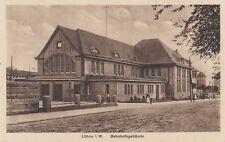 Normalformat Ansichtskarten aus Nordrhein-Westfalen für Eisenbahn & Bahnhof