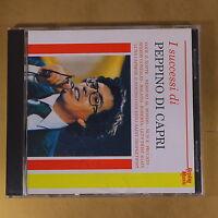 I SUCCESSI DI PEPPINO DI CAPRI - REPLAY MUSIC - 1991 - OTTIMO CD [AT-007]
