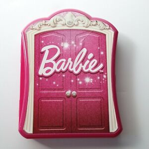 Barbie Dress Up Closet Magnetic Paper Doll Activity