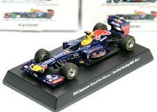 New listing Kyosho 1/64 Japan GP Formula 1 2009 Red Bull Racing RB8 No.1 Sebastian Vettel