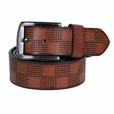 Hush Berry Mens/Gents/Boys Genuine Original Leather Belt | Formal Belt